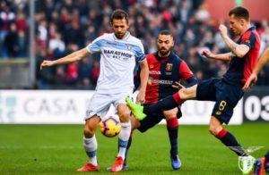 Genoa-Lazio 2-1
