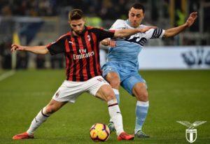 Lazio-Milan 0-0