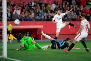 Siviglia-Lazio 2-0