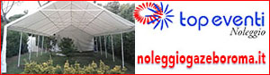 Noleggio Gazebo Roma