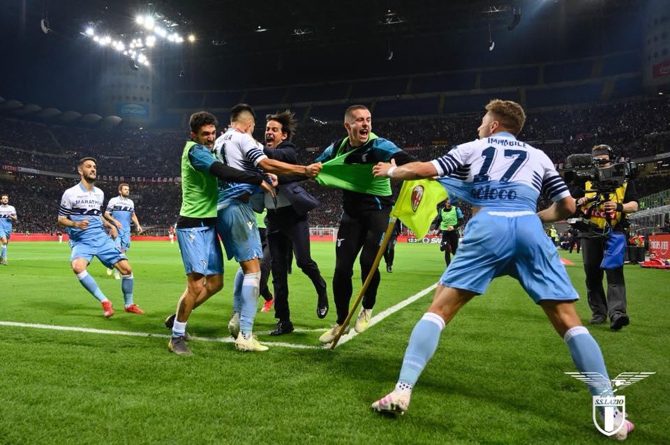 Milan-Lazio 0-1