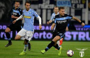 SPAL-Lazio 1-0