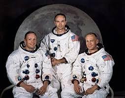 Neil Armstrong, Buzz Aldrin e Michael Collins