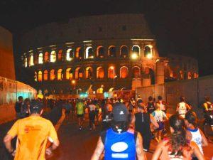Roma by Night Run 2019 al Colosseo