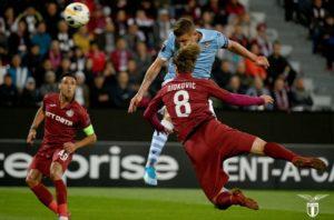 Cluj-Lazio 2-1