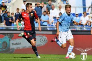 Lazio-Genoa 4-0