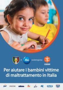 Campagna P&G a favore dei centri CESVI per i bambini