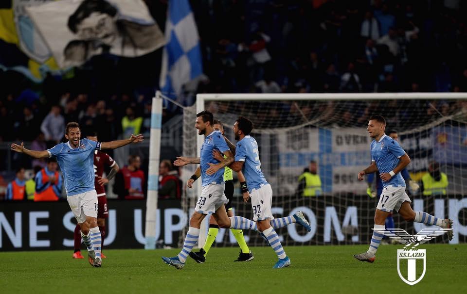 Lazio-Torino 4-0