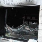 Nuovo attentato Pecoa Elettrica