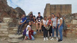 Studenti di Centocelle in Asia Minore con L'Erasmus