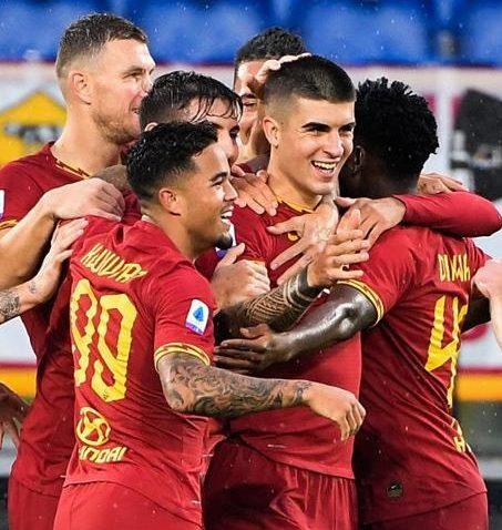 Roma-Brescia 3-0, le pagelle