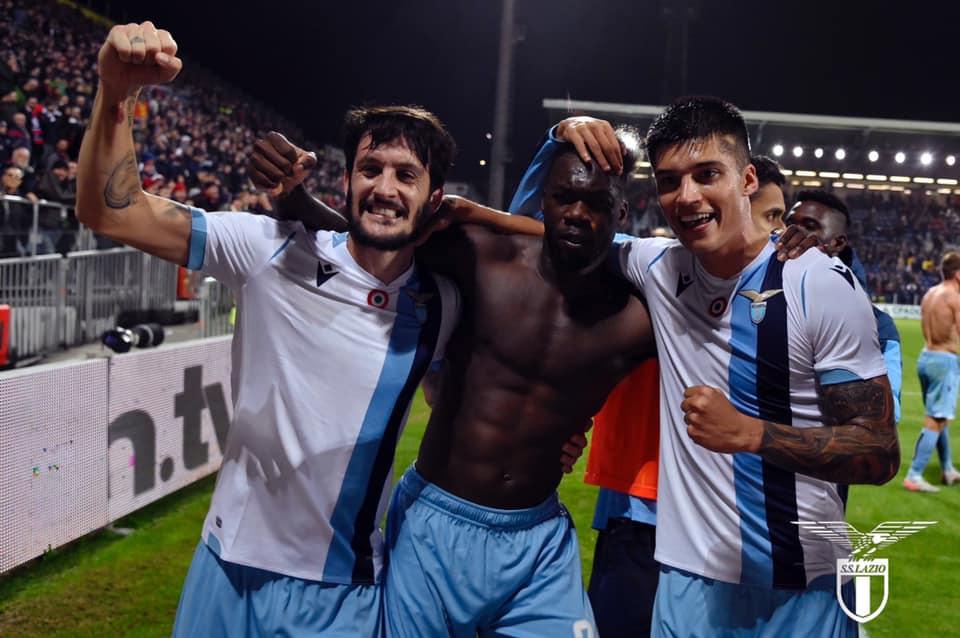 Cagliari-Lazio 1-2