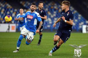 Napoli-Lazio 1-0