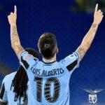 Lazio-Fiorentina 2-1 goal Luis Alberto