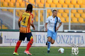 Lecce-Lazio 2-1