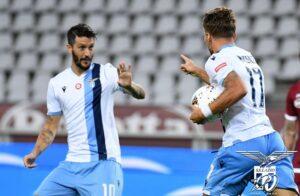 Torino-Lazio 1-2 Luis Alberto Immobile