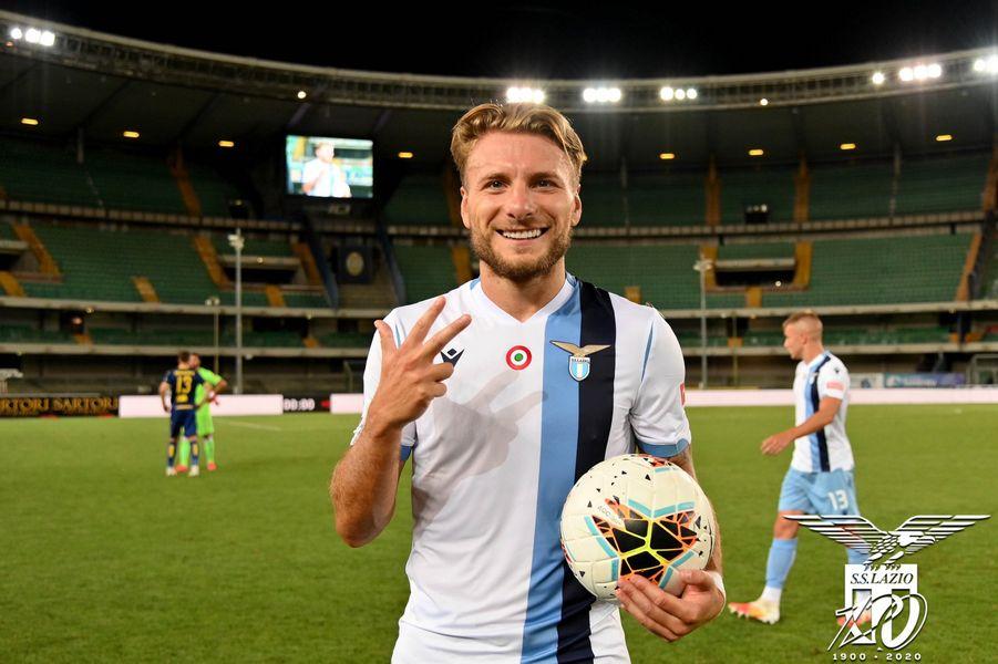 Verona-Lazio 1-5