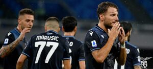 Napoli-Lazio 3-1 Immobile