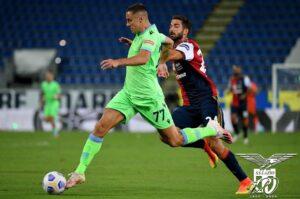 Cagliari-Lazio 0-2