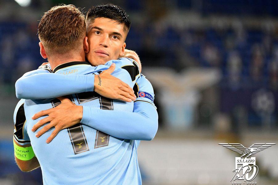 Lazio-Borussia Dortmund 3-1
