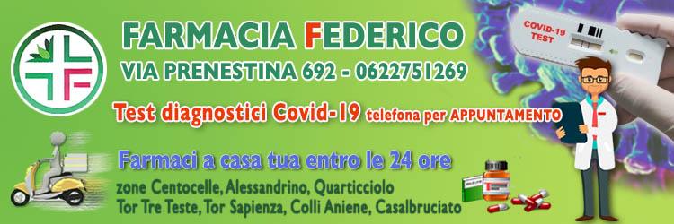 Farmacia Federico consegna medicine