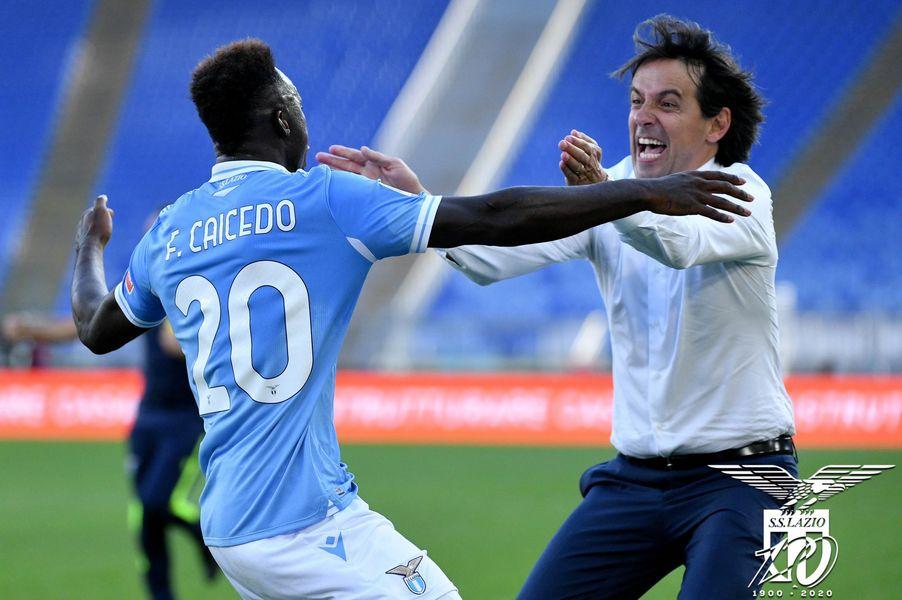 Lazio-Juventus 1-1