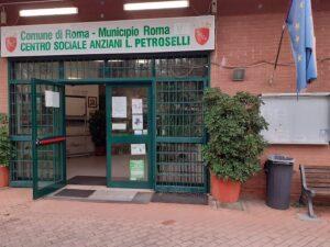 Centro Anziani Petroselli