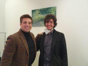 Vincenzo Bocciarelli e Federico Mancuso