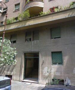 via Vignola, Flaminio