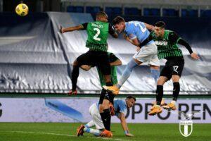 Lazio-Sassuolo 2-1