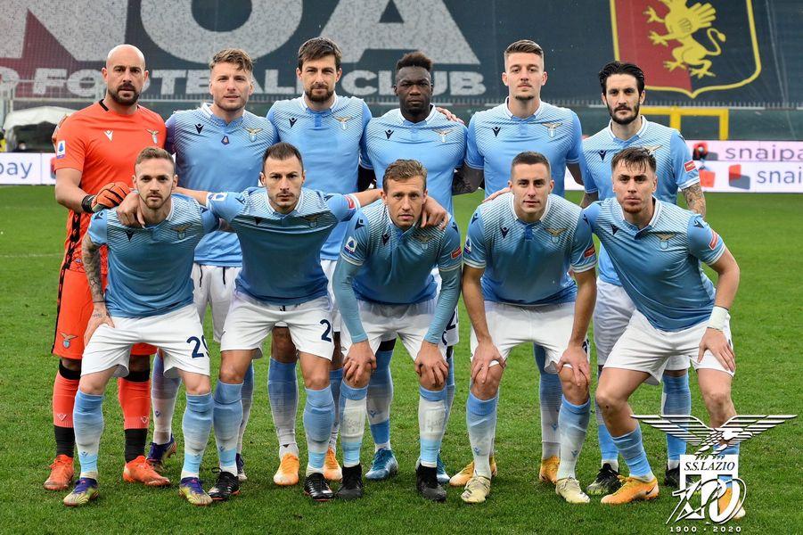 Genoa-Lazio 1-1
