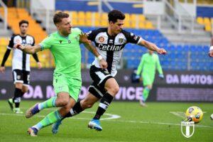 Parma-Lazio 0-2