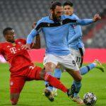 Bayern Monaco-Lazio 2-1