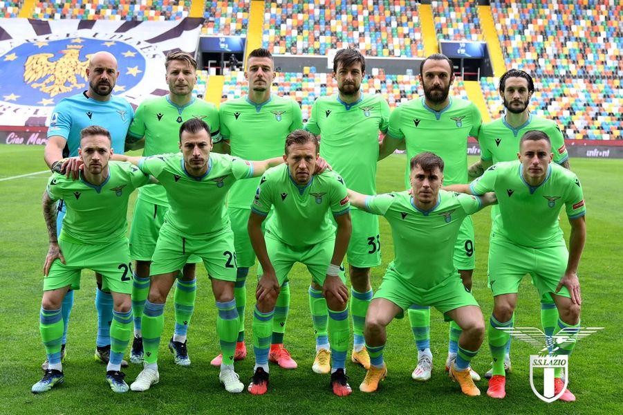 Udinese-Lazio 0-1