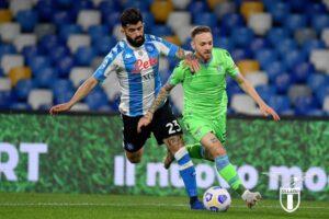 Napoli-Lazio 5-2
