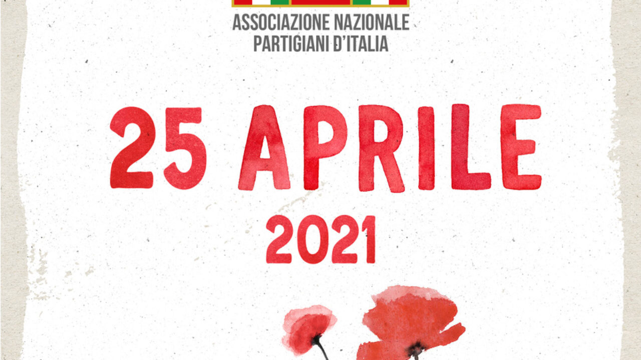 Iniziative per la Festa della Liberazione 2021