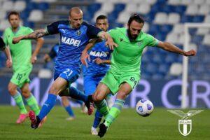 Sassuolo-Lazio 2-0