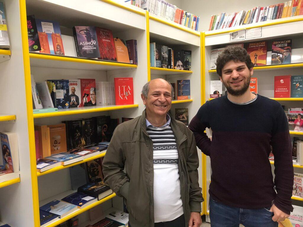 Roberto e Alessandro Rosati Libreria Orizzonte
