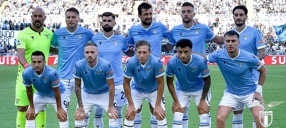 Lazio-Spezia 6-1